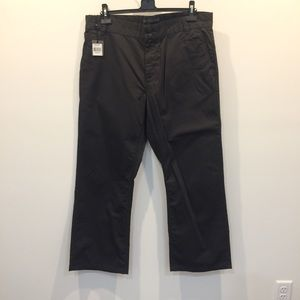 John Varvatos NWT Dark Grey Pants Size 38